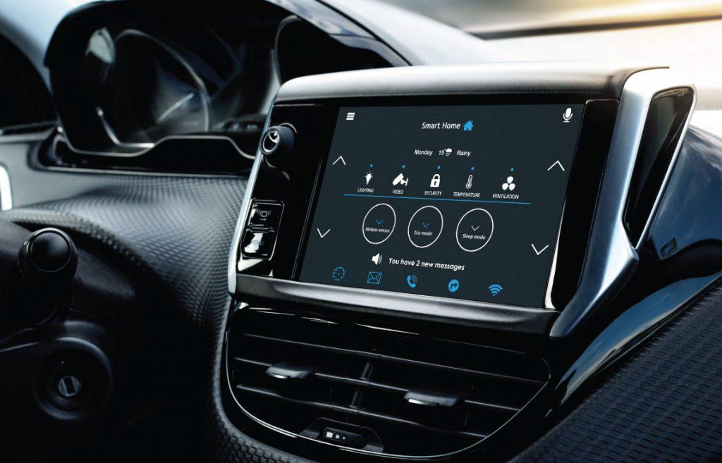 Autoradio 2 din avec système android