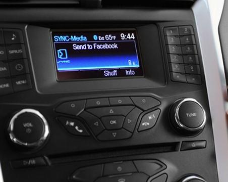 Autoradio faits des bruits